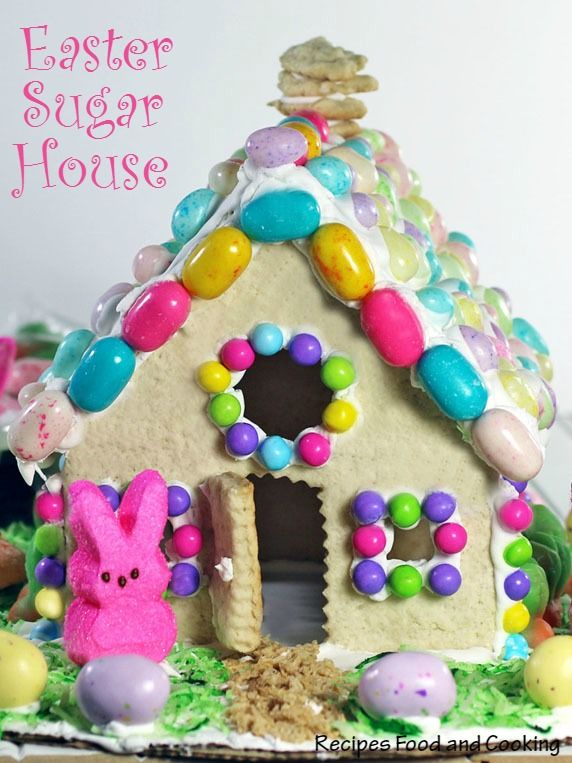 Easter Sugar House