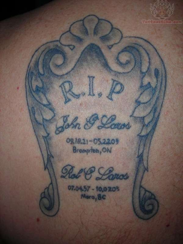 Life Tattoo: Memorial Tattoos Tumblr