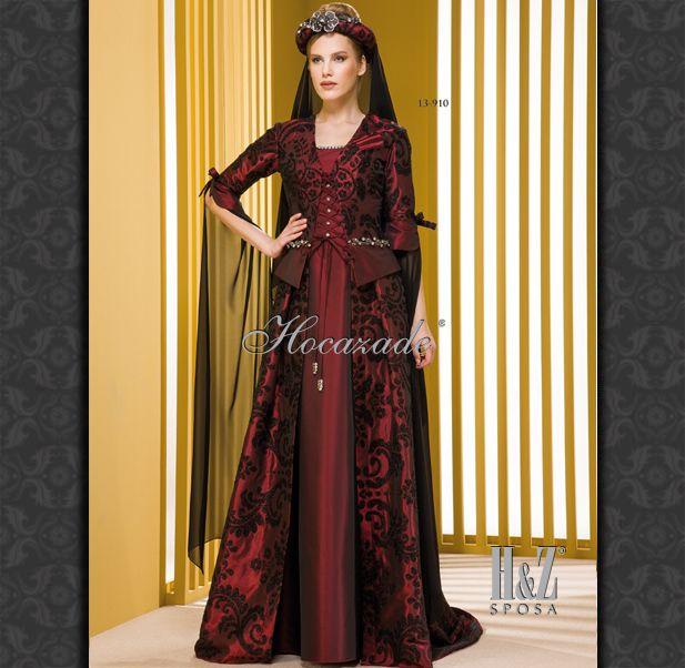 Caftan / Bindallı / Henna Night Dress , designer Sevda Gevenci for Hocazade,  www.hz.com.tr
