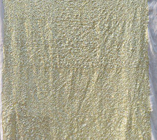 9FT * 9FT свадебные золото блесток ткань фонов для ну вечеринку события церемония украшения