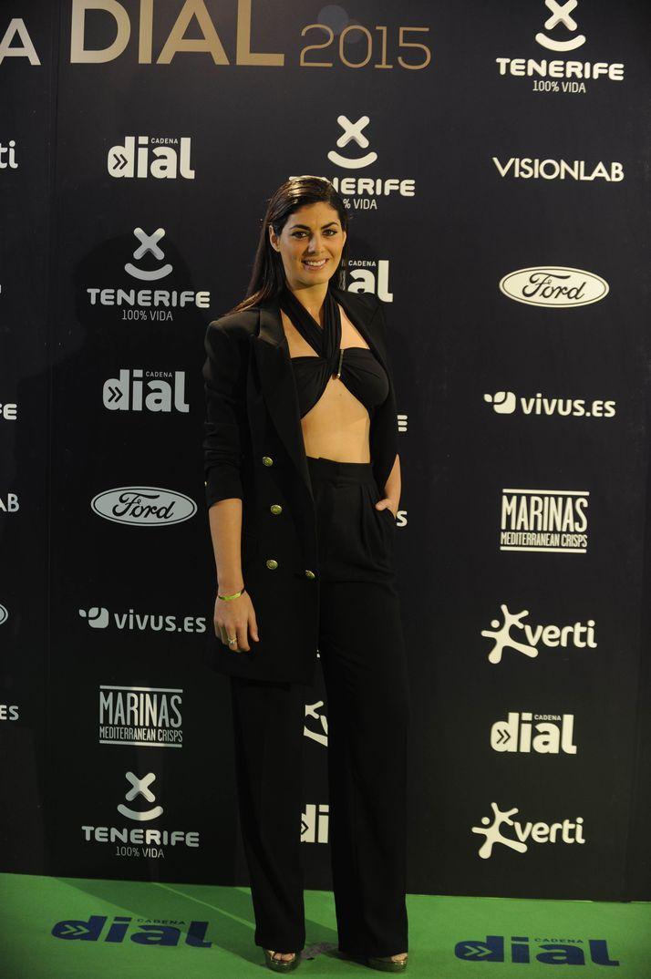 Premios Cadena Dial: Mia de la Rubia