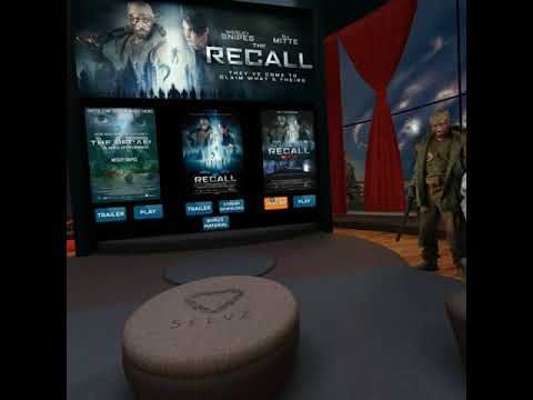 #VR #VRGames #Drone #Gaming The Recall VR Custom Movie Room : Video Walk Through alien vr, Cinemativ VR Film, RJ Mittle, The Recall, The Recall VR, The Recall VR Appliocation, virtual reality, VR, vr app, VR application, VR Environment, VR feature film, VR Room, vr videos, Wesley Snipes #AlienVr #CinemativVRFilm #RJMittle #TheRecall #TheRecallVR #TheRecallVRAppliocation #VirtualReality #VR #VrApp #VRApplication #VREnvironment #VRFeatureFilm #VRRoom #VrVideos #WesleySnipes
