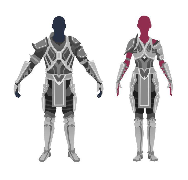 basic warrior designs