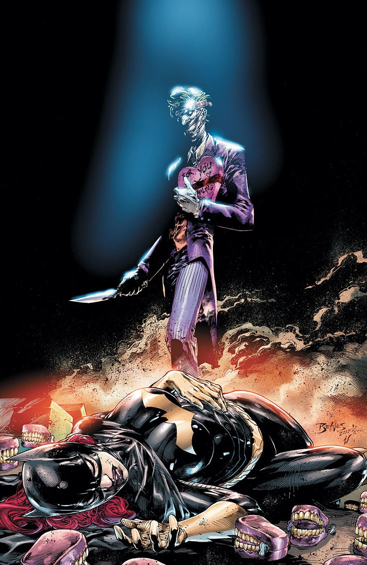 DC Comics spoils Joker reveal, irks Greg Capullo