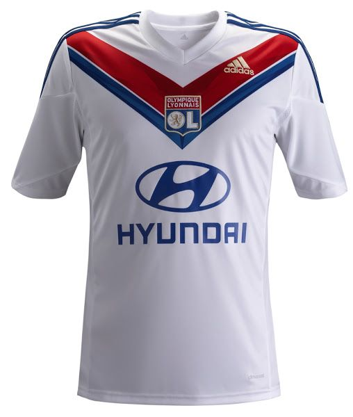 Olympique Lyon 13/14 Home Jersey