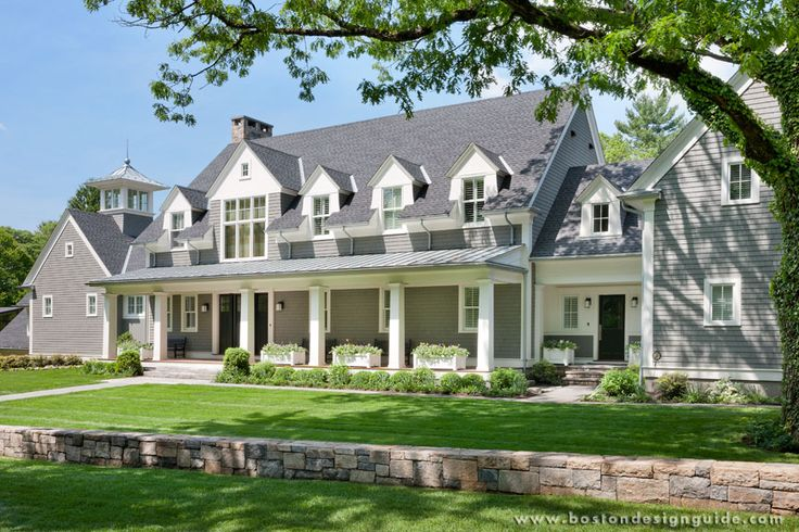 74 best images about shingle style homes on pinterest New england architects