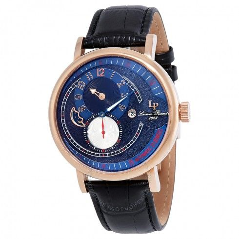 Lucien Piccard Supernova Moonphase Men's Watch LP-15157-RG-03 - Lucien Piccard - Watches - Jomashop
