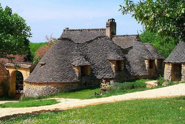 Aquitania - Francia Trulli di Breuil
