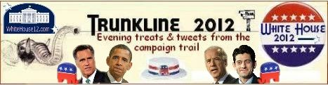 Trunkline 2012: Tuesday's Top Tips and Tidbits from the Presidential Campaign Trail