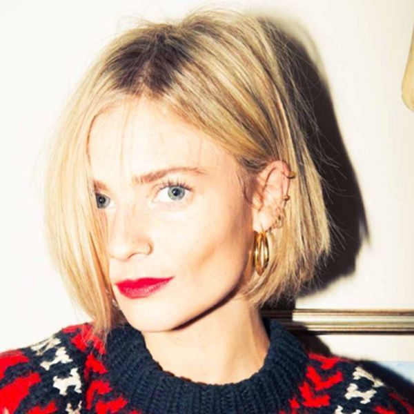 """The Coolest Haircuts From Around The World #refinery29  http://www.refinery29.uk/hair-new-trends-paris-tokyo-london#slide-3  George Northwood Salon, LondonThe Cut: The """"If Margot Tenenbaum joined a rock band"""" bobBest For: Fine hair on the straighter sideThe all-one-length bob is a classic, and probably most memorable from your kindergarten days (when you proba..."""