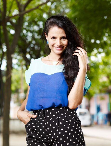 Tatiana Arango interpreta a Magnolia  Echeverry en la serie #LaSelección Es el gran amor de René. Una mujer humilde y sencilla que exhibe siempre una madurez inusual en una adolescente. Sabe muy bien lo que quiere y para donde va.