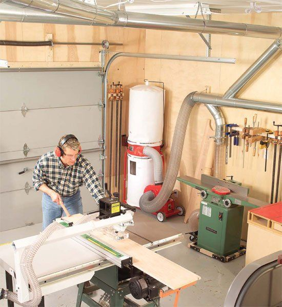 AW Extra Central Dust Collection The Woodworkers Shop