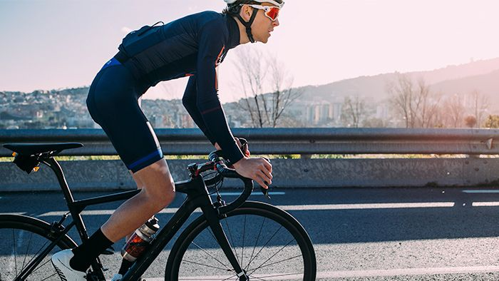 These three winter cycling workouts (and free four-week starter plan!) will build muscular strength and durability so you can run faster off the bike.