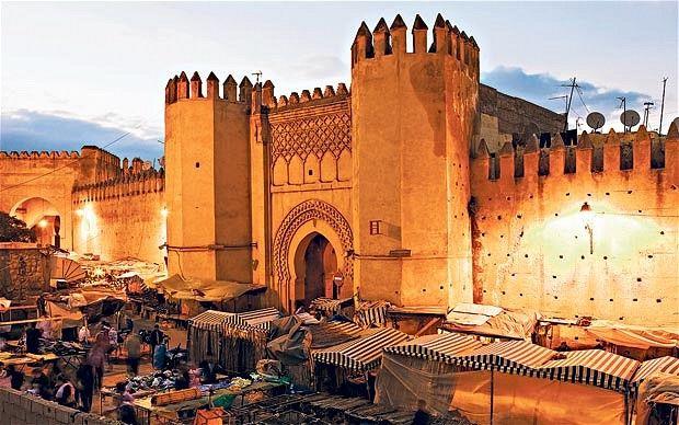 Fez en #Marruecos