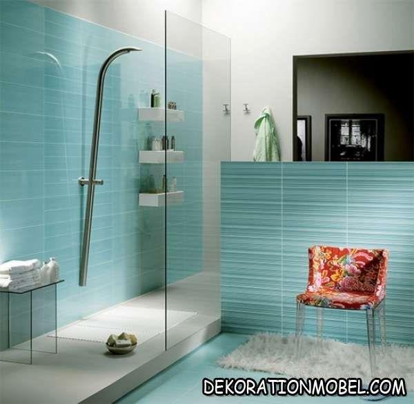 109 best Badezimmer images on Pinterest Bathrooms, Subway tiles - glas wandpaneele küche