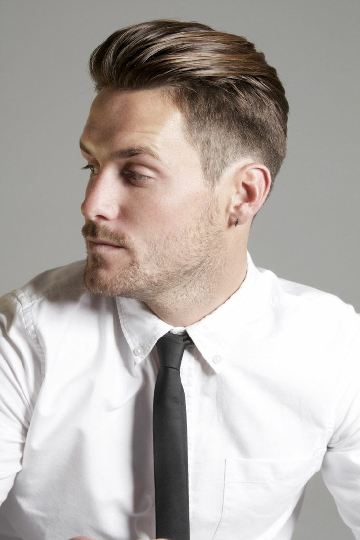1000 Ideas About Coiffure Homme Cheveux Court On Pinterest
