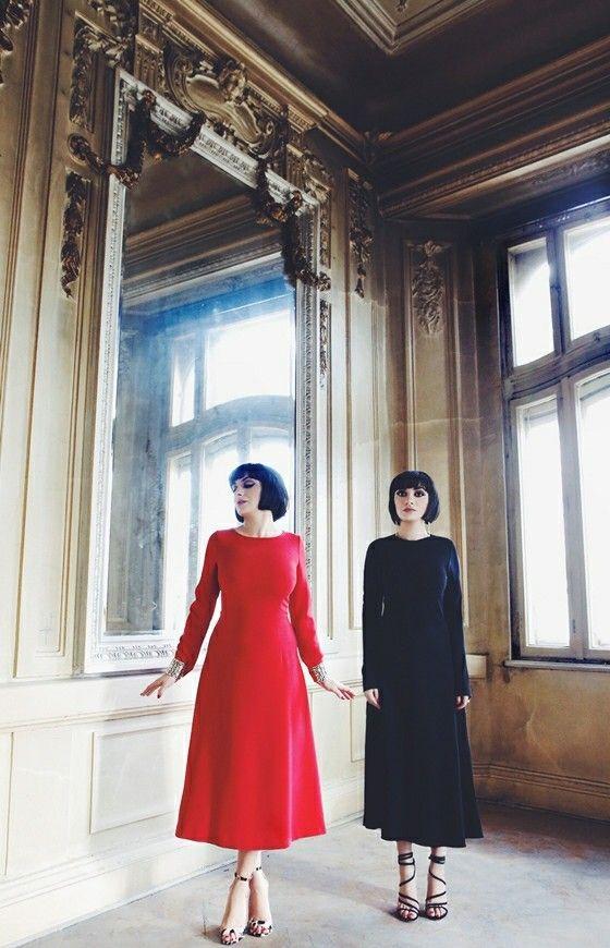 Ana and her sister, Ana