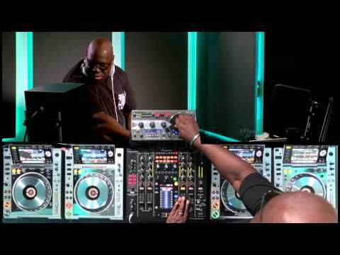 Carl Cox on DJsounds Show 2013: This guy is truly an artist and legend