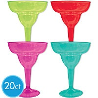 love these margarita glass colors
