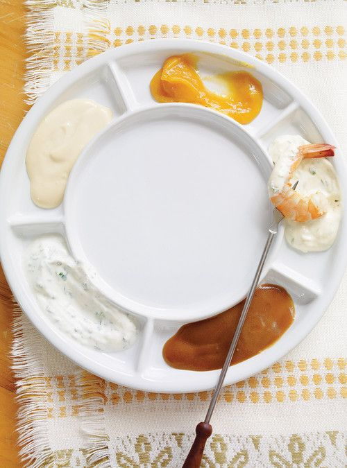Sauce au sésame grillé Recettes   Ricardo
