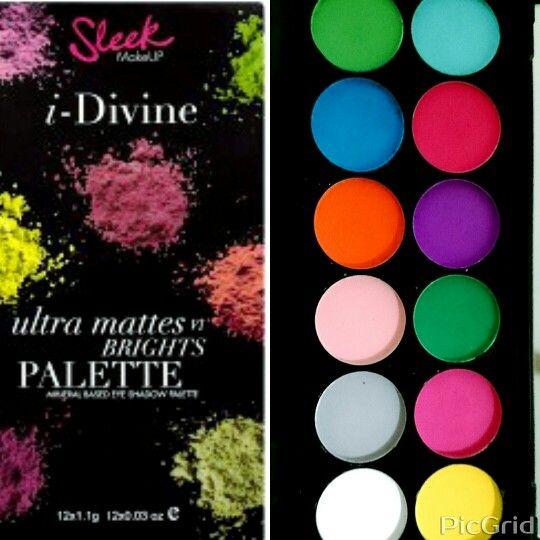 Reviewed  @sleekmakeup ultra matte v1 palette on www.deckedupbeauties.com  #deckedupbeauties #staybeautiful #stayconfident #sleek #makeup #fun #colors #colorful #inspiration #yay #happiness #happy #lovingit #eye #eyemakeup #enjoying #eyeshadow #palette #yellow #orange #pink #purple #green #blue  #instagram #lively #love #Grey #white #palette #dramatic