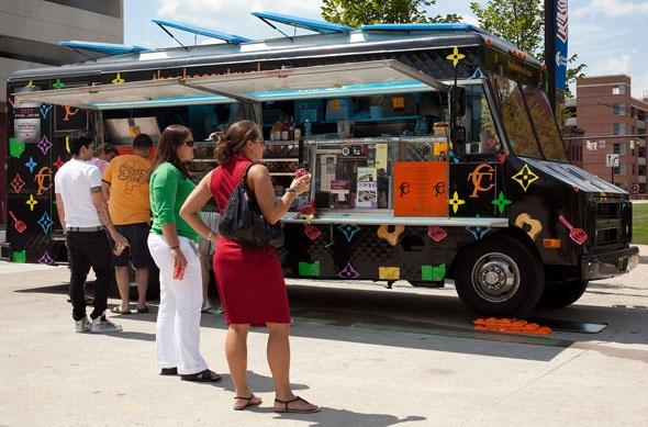 Columbus Food Trucks