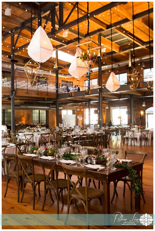 107 best wedding venues raleigh durham chapel hill nc images on pyramid chandeliers some with shades by party tables and perimeter up wash in bay 7 with angus barn by get lit floral garlands by tre bella solutioingenieria
