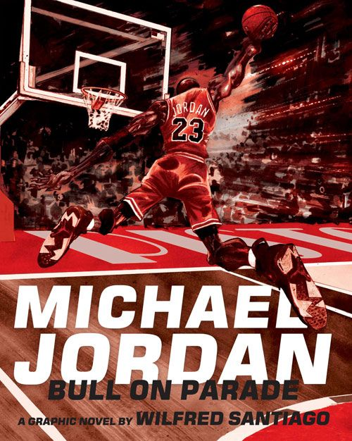 The energy, passion, and skills of both Michael Jordan and cartoonist, Wilfred Santiago, fly off the page in the new bio-epic about a man who changed sports. You'll want to slip on a pair of Air Jordans after reading this amazing graphic novel. http://www.fantagraphics.com/browse-shop/michael-jordan-bull-on-parade-5.html