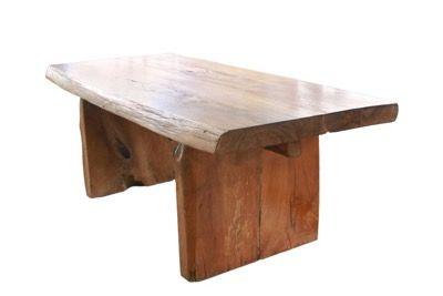 Natural Organic Teak Table