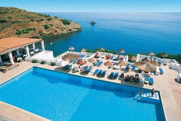 séjour Crète pas cher Heliades au Club Héliades Peninsula prix promo Vacances Heliades à partir 549,00 € TTC au lieu de 909.00 € 8J/7N