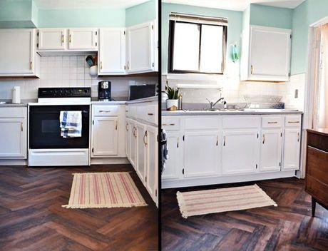 Comment transformer votre cuisine pour pas cher