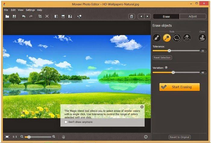 MovaviPhoto Editor Free Serial Activation Key
