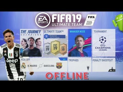FIFA 19 Offline Android Mod APK PS4 Download | Download