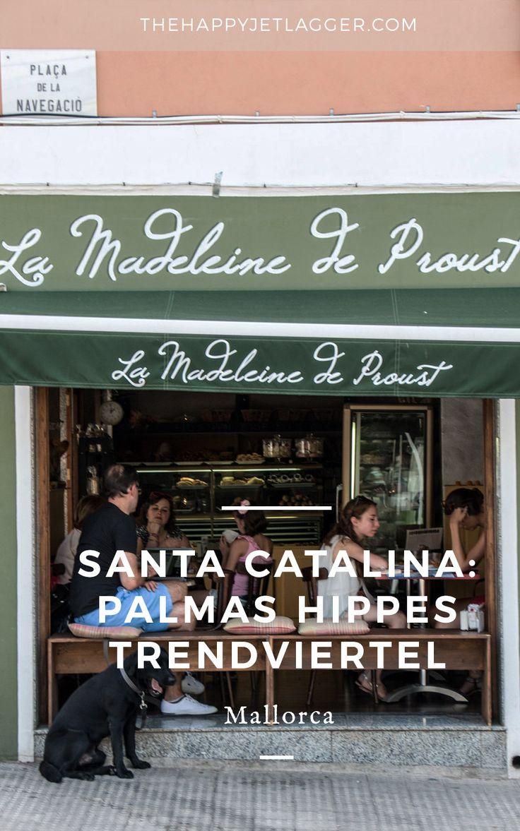Santa Catalina ist der trendige Hotspot in Palma de Mallorca mit coolen Bars, Restaurants und einem Markt, wo sogar die Sterneköche der Insel einkaufen!