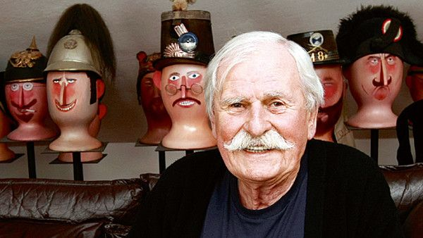 Czech Painter and Illustrator Adolf Born (1930 - 22.5.2016)