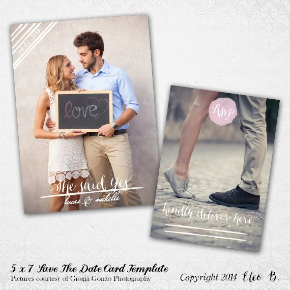 download save the date templates