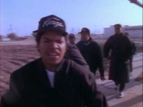 N.W.A.- Straight Outta Compton (Good Quality) - YouTube
