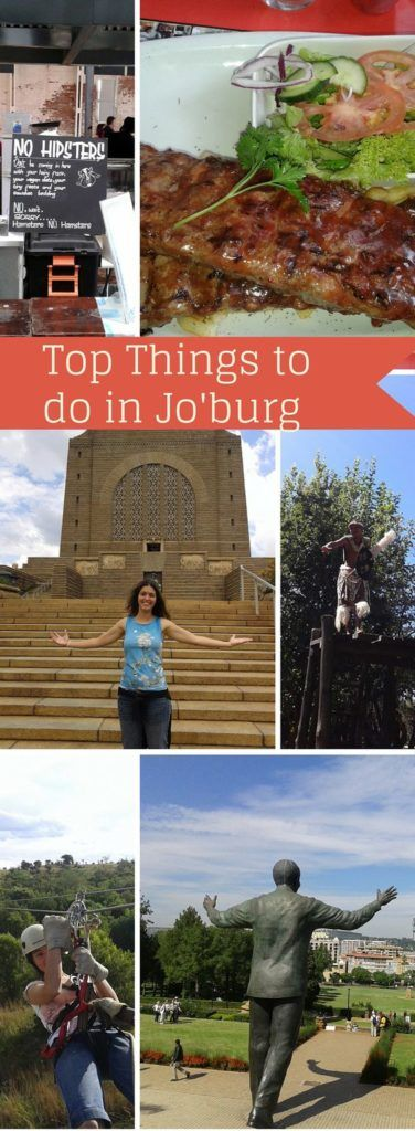 Have a blast in a few days in Joburg and Pretoria! Find what you need to know about the Sterkfontein caves, the Lesedi village, the Voortrekker and more!