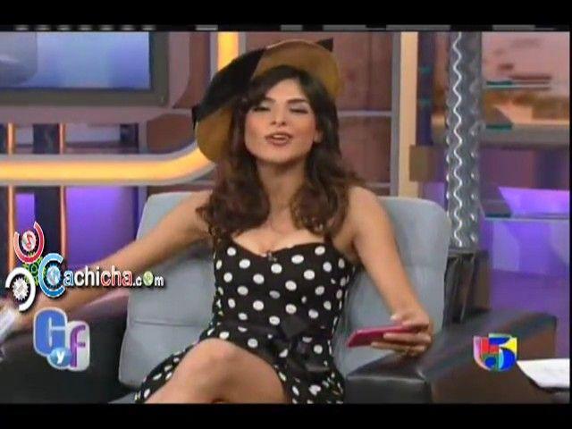 La Farandula internacional con @AleespinozaTV en @ElGordoyLaFlaca #Video - Cachicha.com