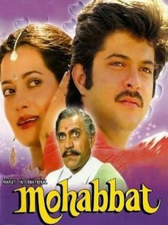 Mohabbat Hindi Movie Online - Anil Kapoor, Vijeta Pandit, Amrish Puri, Amjad Khan, Aruna Irani, Shakti Kapoor and Asit Sen. Directed by Bapu. Music by Bappi Lahri. 1985 [U] ENGLISH SUBTITLE