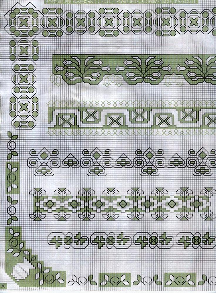 WR Artes (Blog do Wagner Reis): Gráficos para bordar ponto assis