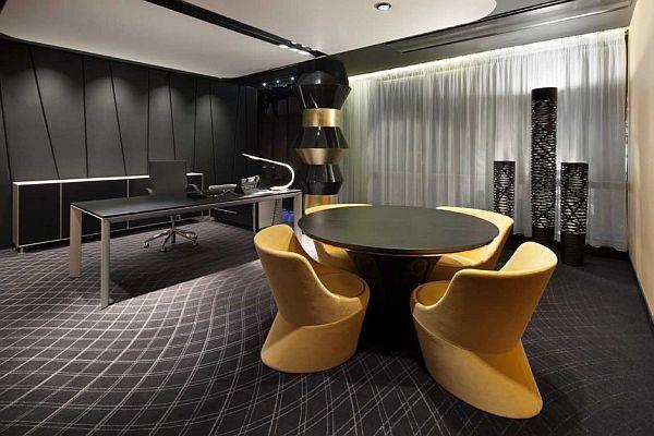 The PKO Bank Polski Interior Design