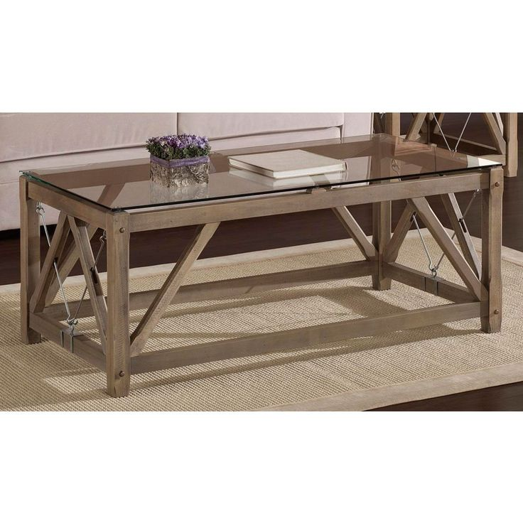 Cable Coffee Table By I Love Living Cable Rustic Contemporary And So Cute