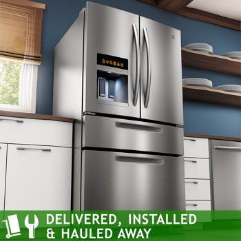 Costco Maytag 25cuft French Door Stainless Steel