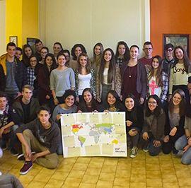 Il giorno dopo l'attentato di Parigi ben 37 giovani si candidano per studiare all'estero - Ossola 24 notizie