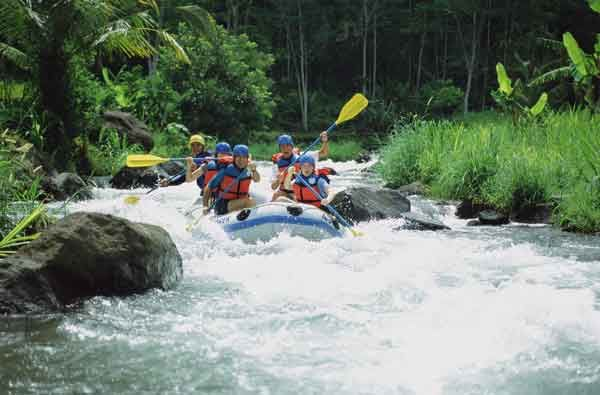 indouniqueholiday | Rafting Holidays in Bali with Tempting Flow