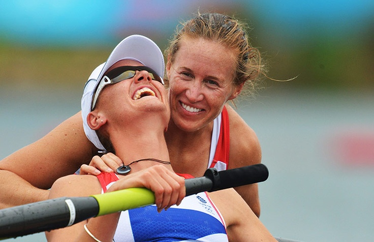 Team GB medals: Heather Stanning and Helen Glover won gold in the women's rowing pair