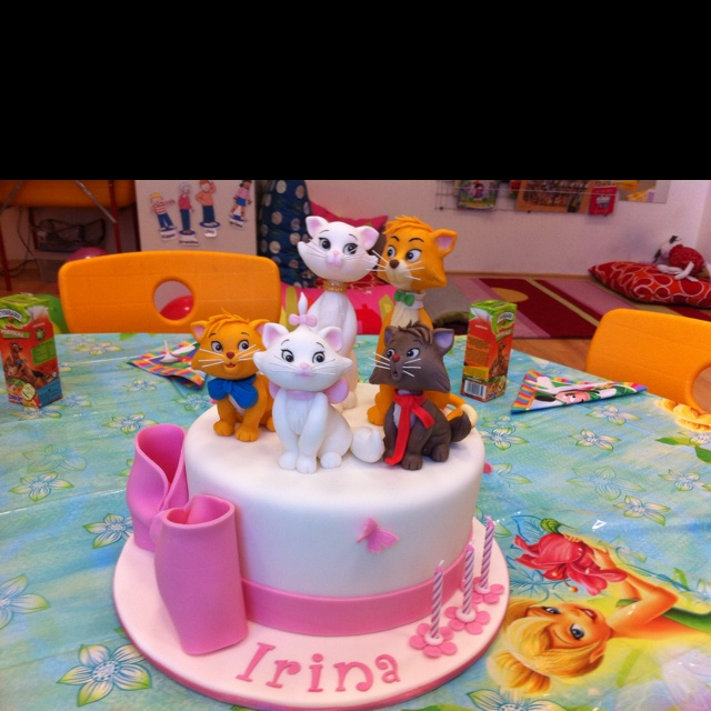 1000+ Images About Aristocats Party On Pinterest