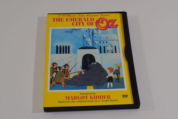 The Emerald City of Oz DVD