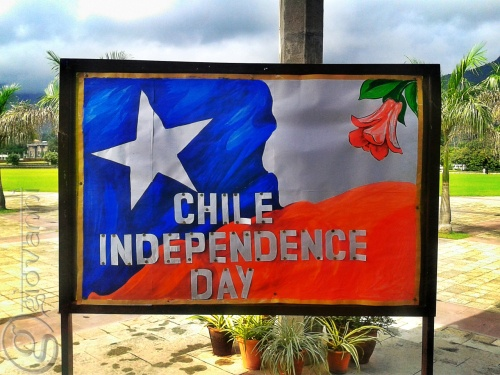 Chilean Independence day  http://giovannidcunha.wordpress.com/tag/chile-independence/